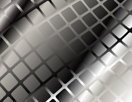 criss: Repeating seamless - tiled pattern with criss cross effect template Stock Photo