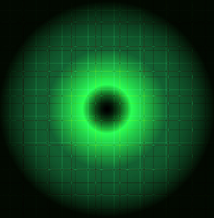 round style: round style abstract green background