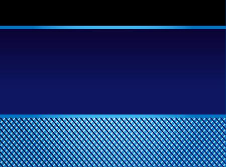 solder: Blue abstract technology background Illustration
