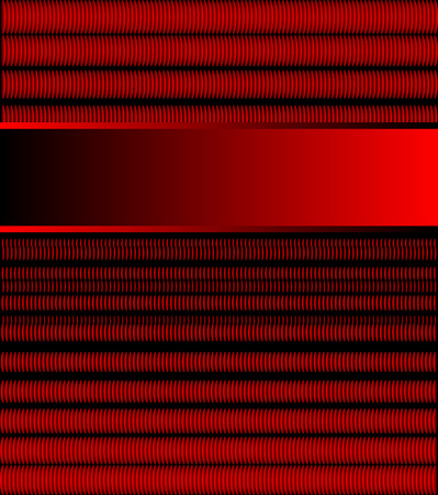 stripe background: Red background vector for text message for design Illustration
