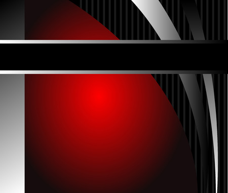 rojo oscuro: Fondo rojo oscuro abstracto con lugar para el texto Vectores