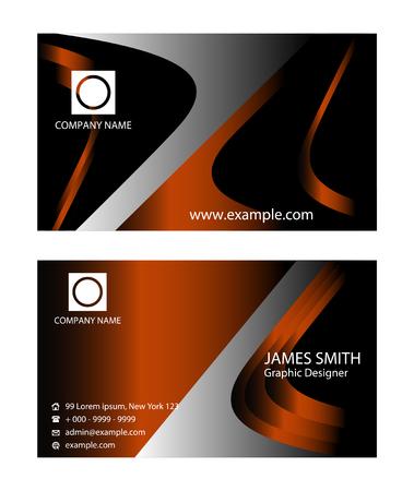 business card: Premium Business Card Design