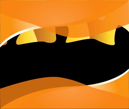 fond abstrait orange: R�sum� orange texture de fond