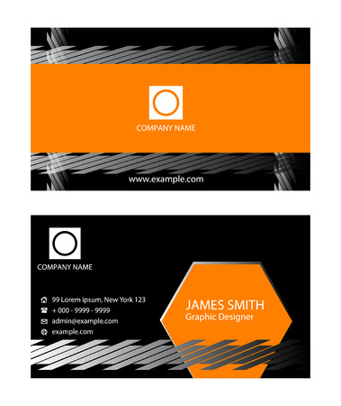 carte visite: Business card design
