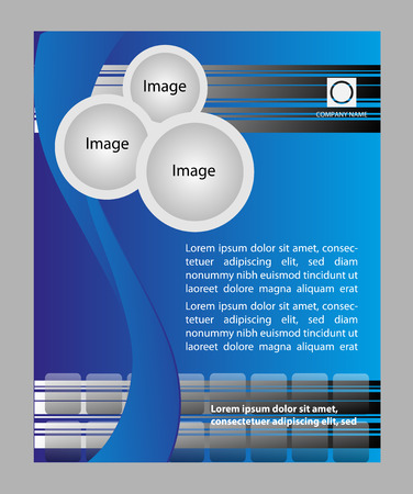 commercial painting: Vector background design of the flyer
