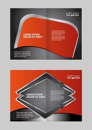 concise: modern vector brochure