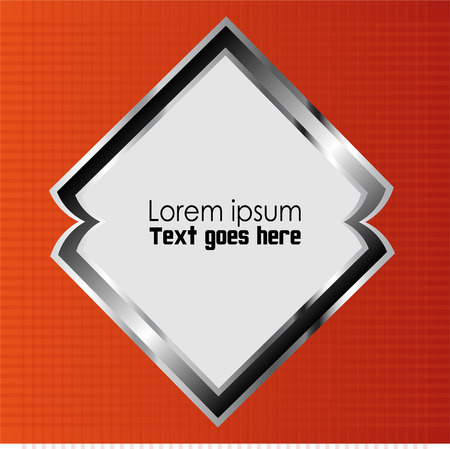 message board: vector background angle Orange, black dimension 3d overlap graphic message board for text and message design frame line shadow for modern web design