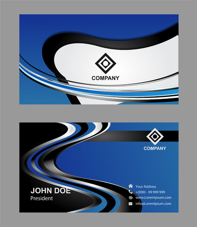 business cards: Business cards Elements for design