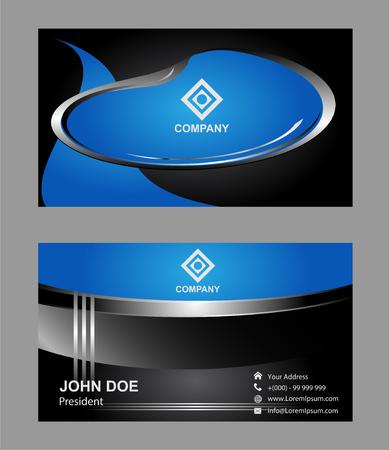 corporative: Business card set
