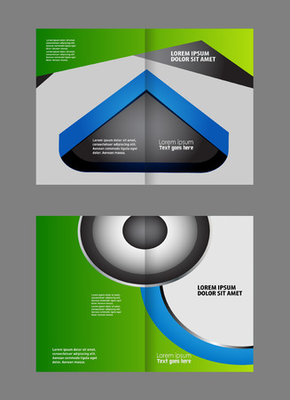 publisher: brochure template