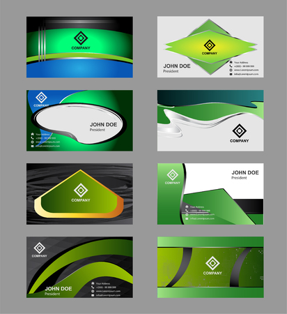 business card: Business card vector