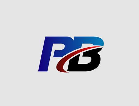 PB initial company group Illustration