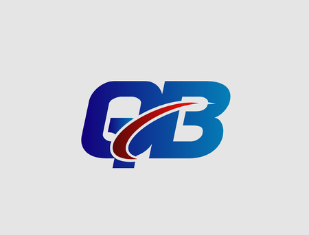 company: QB initial company group Illustration