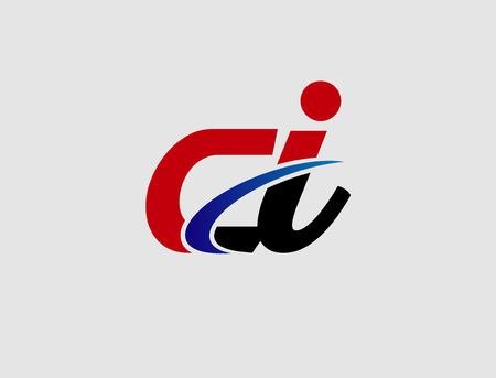 Ci initial company group Illustration