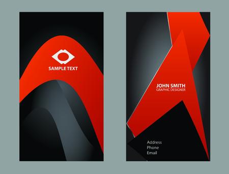 ard: Vector Business Card