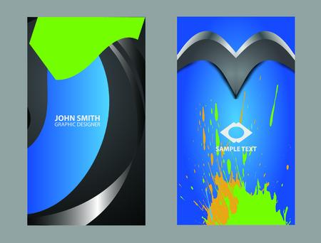 sullen: Creative business cards