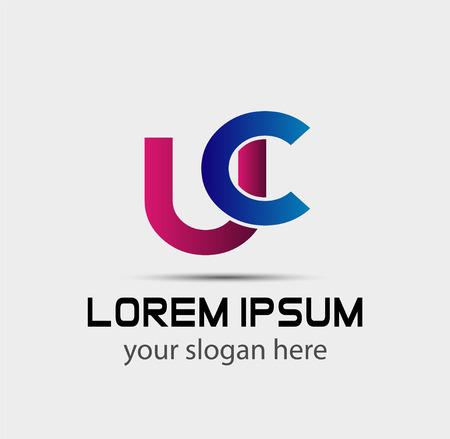 Uc Logo Archivio Fotografico - 72855822