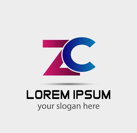 Cz logo Archivio Fotografico - 72921111