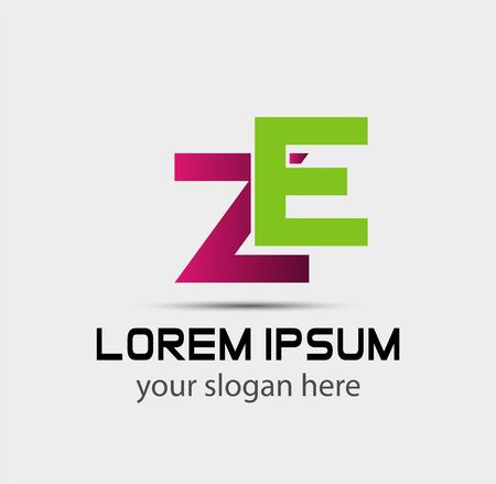 Ze-Logo Logo