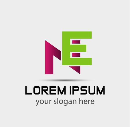 EN logo Illustration