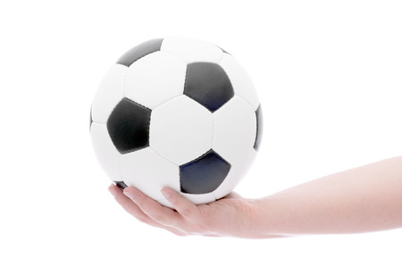 ballsport: ball on soccer