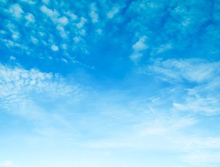 nebulosity: light clouds in the blue sky