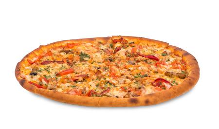 Supreme Pizza Imagens
