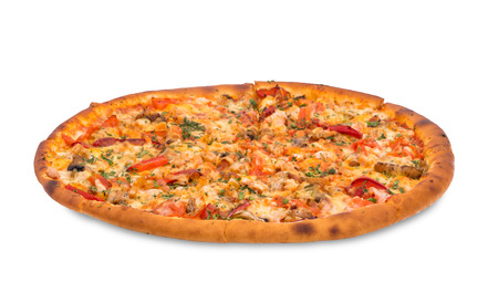 Supreme Pizza Zdjęcie Seryjne