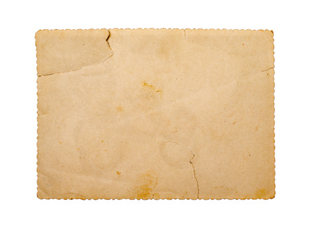 old paper texture: Photo of old paper texture