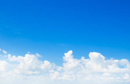 cloud background: blue sky background with clouds