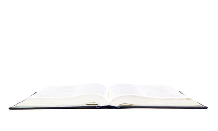 the publisher: books on a white background