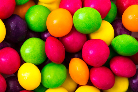 colorant: sweet color candy Stock Photo