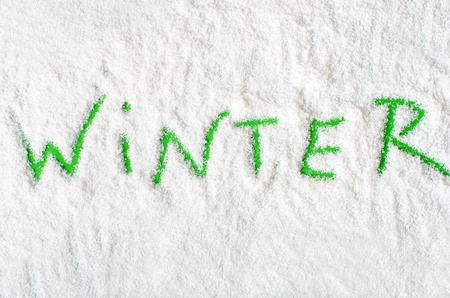 Weihnachten Worte Auf Schnee Lizenzfreie Fotos, Bilder Und Stock ...
