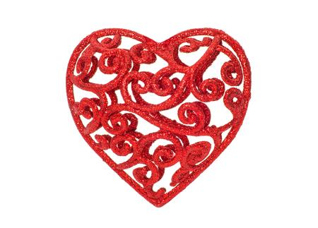 Red heart 版權商用圖片 - 68372351