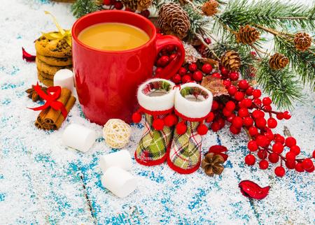 Christmas festive background 版權商用圖片