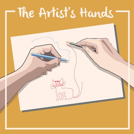 The Artist s Hands