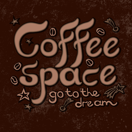 coffee space.