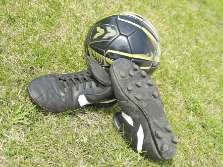 soccer shoes: Soccer shoes