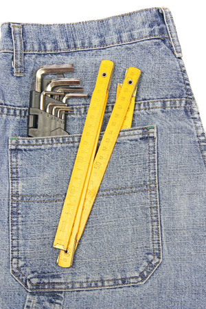 Tools in your pocket photo