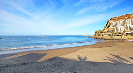 Coastline of Gran Canaria, Spain