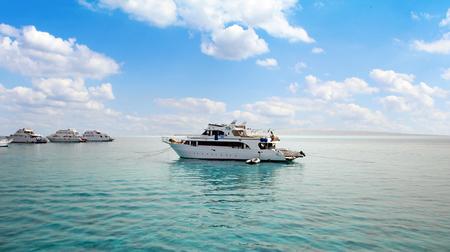 Boat in Egypt