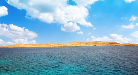Red sea. egypt