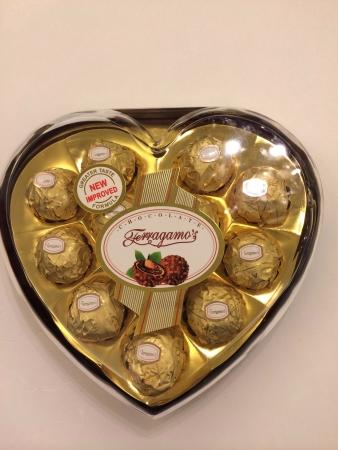 counterfeit: Counterfeit chocolate