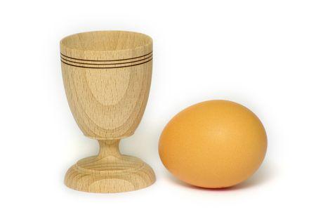 eggcup: Eggs