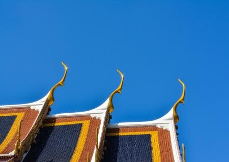 kaew: Wat Phra Kaew of Thailand Stock Photo