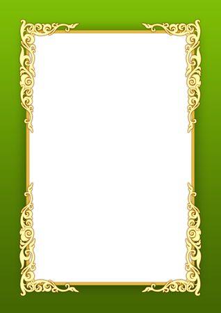 margen: Cap�tulo en verde