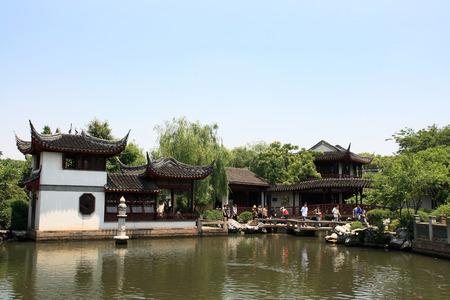 retreat: Suzhou Tongli - Retreat Park
