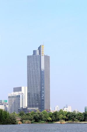 plaza: Huai An Fenghui Fortune Plaza Editorial