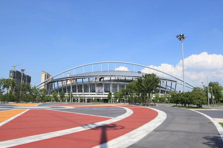 deportes olimpicos: Jiangsu Huai'an Centro Deportivo Ol�mpico Editorial