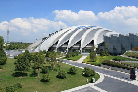 olympic sports: Jiangsu Huaian Olympic Sports Center